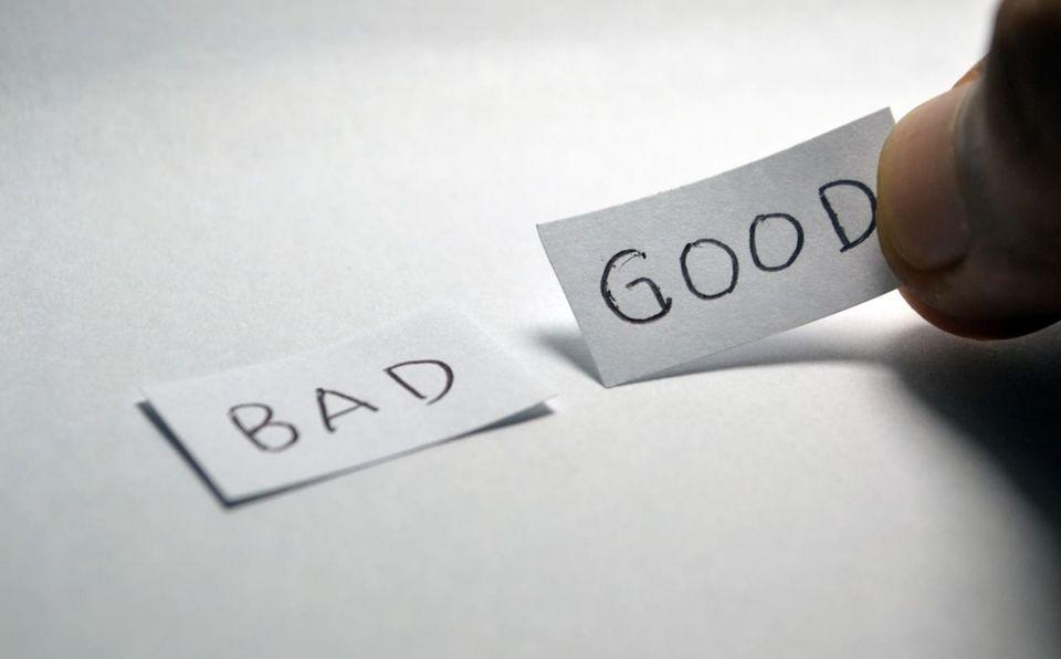 ¿Buena o mala elección?