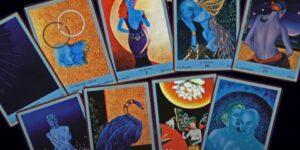 El oráculo azul